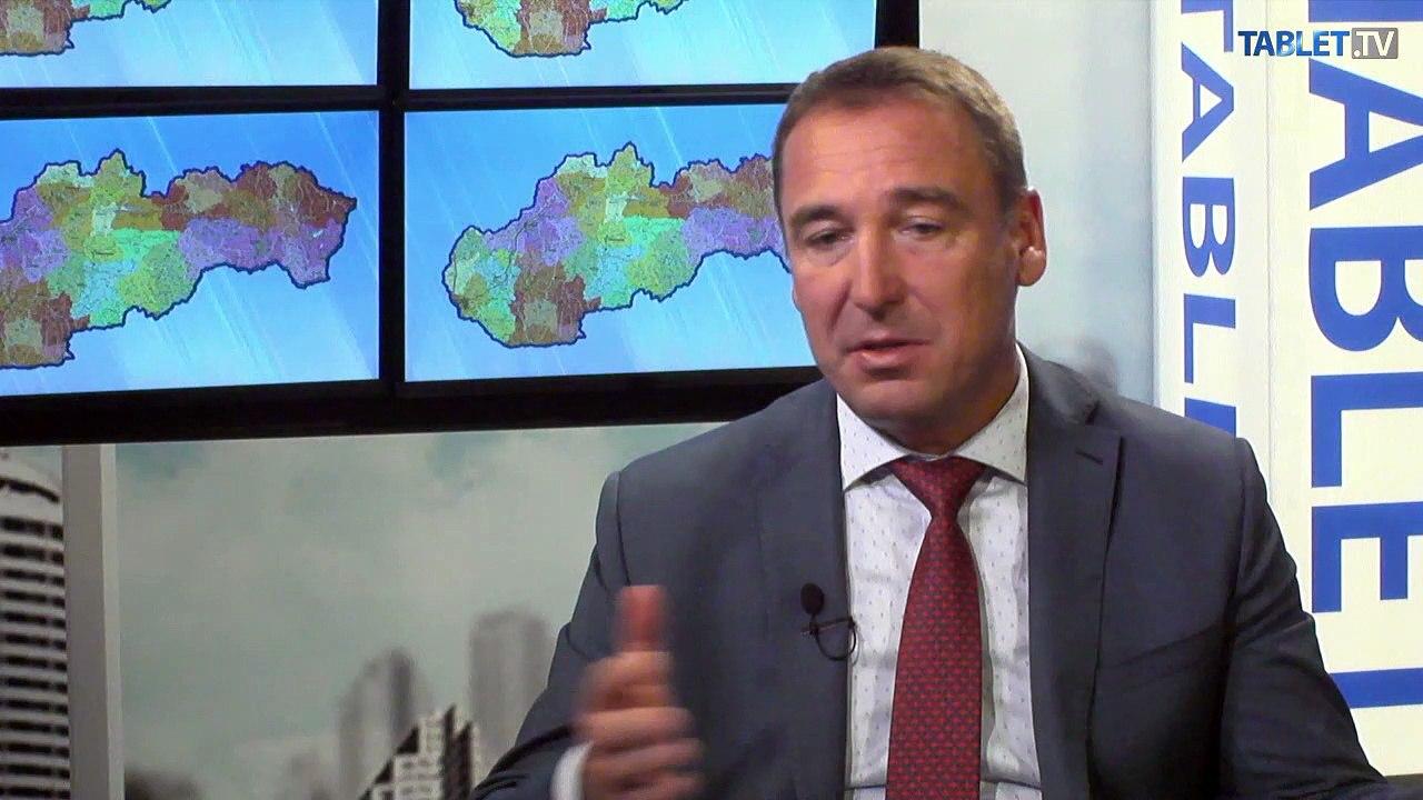 BRECELY: Chcem spojiť Bratislavu a Košice diaľnicou do roku 2020