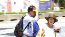 Steamy weather in Korea as heat dome takes over