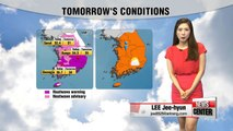 Heatwave expected to continue throughout the week