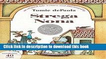 Books Strega Nona: An Old Tale Retold Free Download