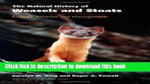 Books The Natural History of Weasels and Stoats: Ecology, Behavior, and Management Free Online