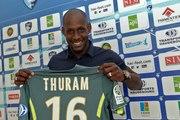 Yohann Thuram s'engage pour 3 saisons avec le HAC
