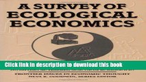 [Read PDF] A Survey of Ecological Economics (Frontier Issues in Economic Thought) Download Free