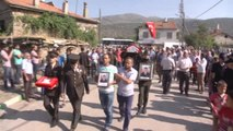 Jandarma Uzman Çavuş Hamdi Karagöz'ün Cenazesi