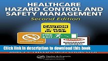 PDF  Healthcare Hazard Control and Safety Management, Second Edition  Read Online