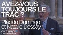 Plácido Domingo interviewé par Natalie Dessay