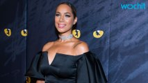 "Leona Lewis Goes All Black For ""Cats"""