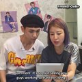[ENG SUB]160725 ELLE LIVE with SHINee Key part1 (2/2)