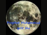 Moon Split by Prophet Muhammad-NASA reports -viral videos - amazing videos - Miracles of Islam - Miracles of Prophet سائ
