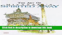Download The Art of Spirited Away Ebook Free