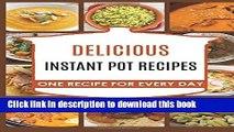 Ebook Instant Pot: Instant Pot Pressure Cooker: Instant pot:  Instant Pot Cookbook -> instant