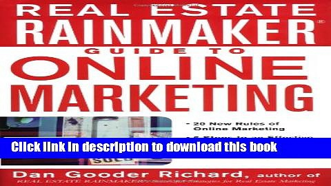 Ebook Real Estate Rainmaker: Guide to Online Marketing Free Online