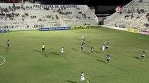 QUASE!!! Luiz Paulo domina, bate e quase abre o placar para o Salgueiro