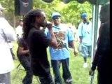 Daddy Mory Faya Clan Loulou Redstone El pacha Ragga Reggae D