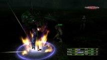 FINAL FANTASY X-2 REMASTER HD (8) BOSS #4 FLAME DRAGON & LUCA INTRO