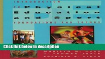 Ebook Introduction to Physical Education and Sport (Introduction to Careers in Health, Physical