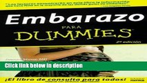 Books Embarazo Para Dummies/ Pregnancy for Dummies (Para Dummies) (Spanish Edition) Free Download