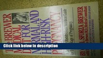 PDF Download] The Brewer medical diet for normal and high