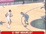 Basketball- Allen Iverson - NBA - Crossover On Marbury