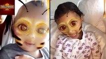 Kim Kardashian's Son Saint Went First Snapchat Video | Hollywood Asia