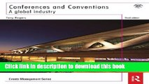 Ebook Conferences and Conventions 3rd edition: A Global Industry (Events Management) Full Download