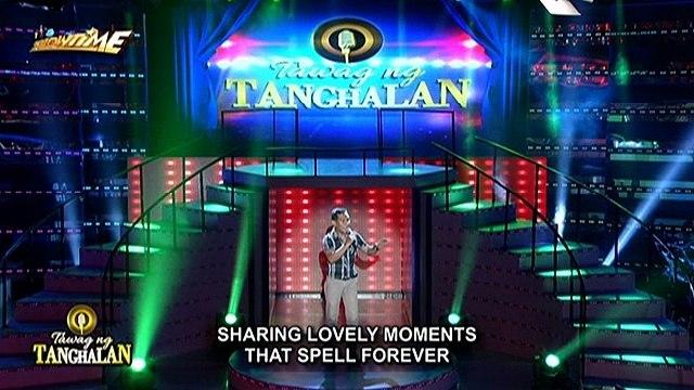 Tawag Ng Tanghalan: Arnod Zablan | Never Ever Say Goodbye