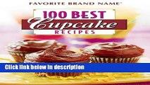 Ebook 100 Best Cupcake Recipes (Favorite Brand Name) Full Online