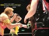 Kyoko Inoue & Takaco Inoue vs. Dynamite Kansai & Kaoru Ito
