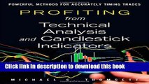 Books Profiting from Technical Analysis and Candlestick Indicators: Powerful Methods for