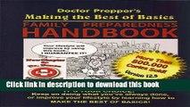 Ebook Doctor Prepper s Making the Best of Basics: Family Preparedness Handbook Full Online