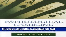 Books Pathological Gambling: Etiology, Comorbidity, and Treatment Free Online