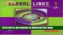 Download] Global Links 1: English for International Business