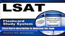 Download  LSAT Flashcard Study System: LSAT Exam Practice Questions   Review for the Law School