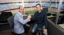 Club: Carles Vich i Aleix Santacana, els nous 'speakers' del Camp Nou