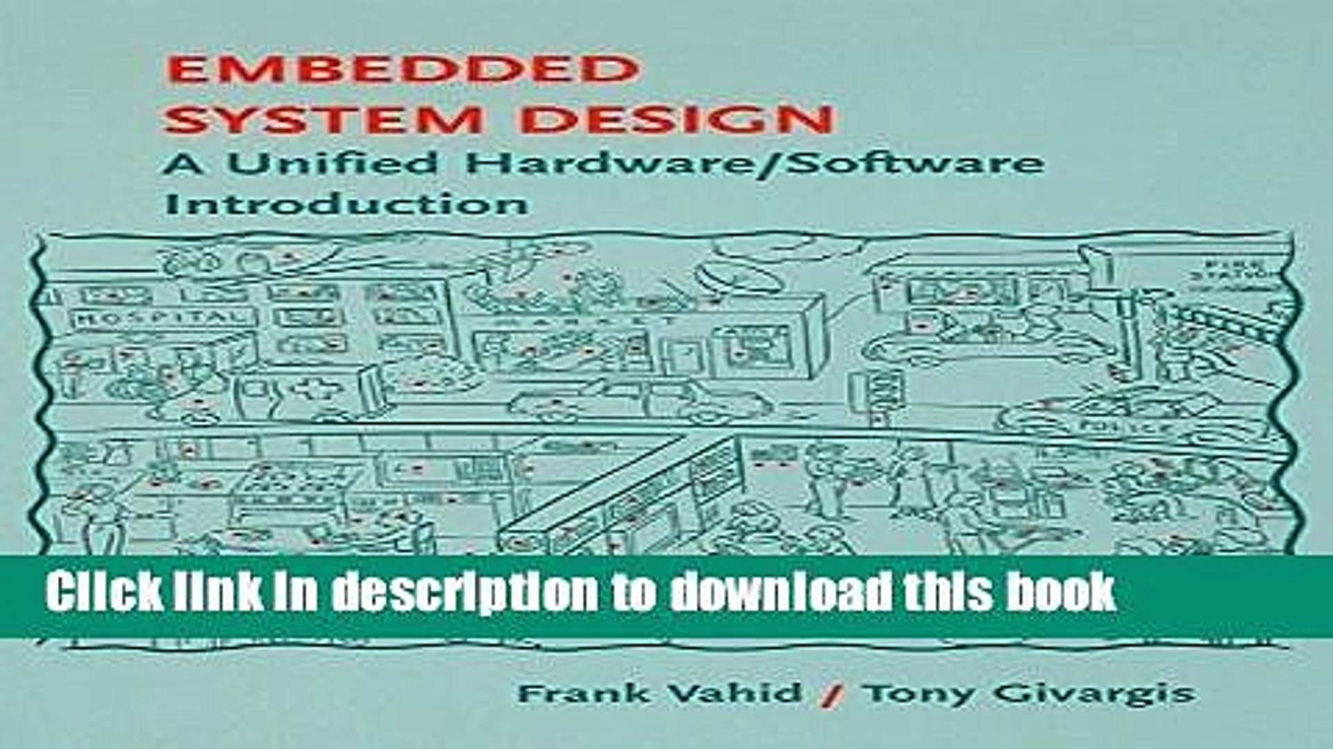 Embedded System Design A Unified Hardware Software Introduction