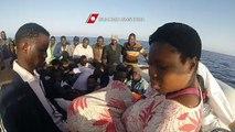 Méditerranée: 1.800 migrants secourus lundi
