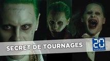 Secrets de tournage: Jared Leto un peu trop dans son rôle de joker dans «Suicide Squad»