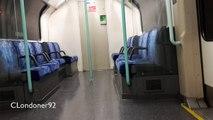 London Underground Waterloo & City Line from Bank to Waterloo