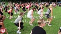 Cet été la gym suédoise débarque au parc Léo Lagrange de Reims