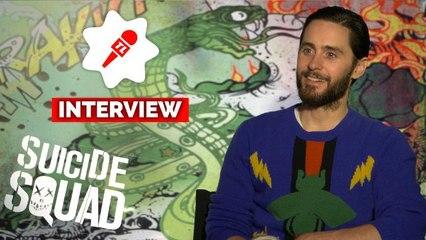 Will Smith, Jared Leto, Margot Robbie, Cara Delevingne : le cast de Suicide Squad livre ses secrets