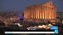Lebanon: Despite the war raging in Syria, the Baalbeck music festival celebrates its 60th birthday