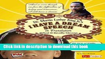 [Read PDF] Dr. Martin Luther King Jr. s I Have a Dream Speech in Translation: What It Really Means