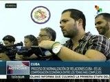 Cuba y EE.UU. avanzan en diálogo sobre compensaciones mutuas