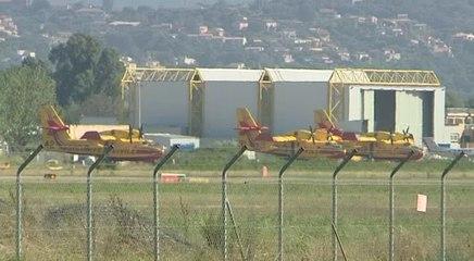 Incident à l'aéroport d'Ajaccio : les Canadair cloués au sol pour inspection