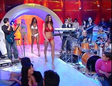 Melissa Satta, Ainett Stephens e Nena Ristic - Bikini Sexy