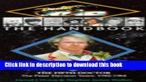 Books Doctor Who the Handbook: The Fifth Doctor (Doctor Who Series) Full Online