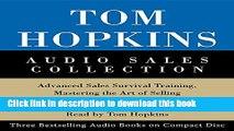 [Read PDF] Tom Hopkins Audio Sales Collection Ebook Online