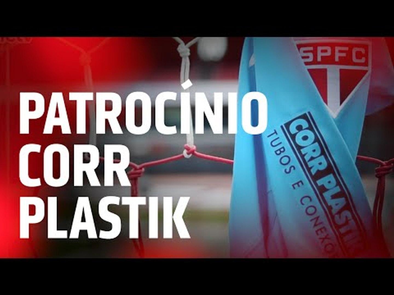 NOVO PATROCÍNIO: CORR PLASTIK