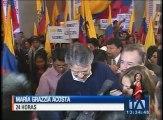 Compromiso Ecuador incorporó a nuevos miembros