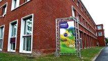 Jeux Olympiques : Karine Icher et Gwladys Nocera en préparation à l'INSEP